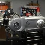BV 350 ST transmission