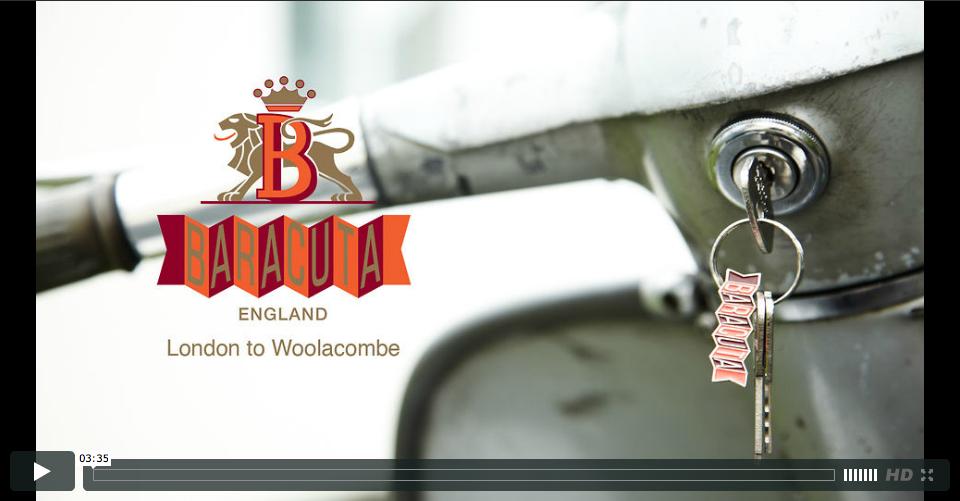 Video: Baracuta G9