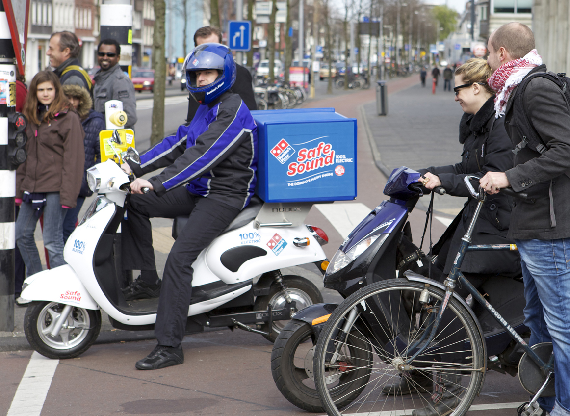 "Domino's Netherlands ""Safe Sound"""