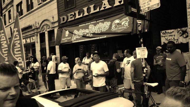 Mods vs. Rockers Chicago 2012