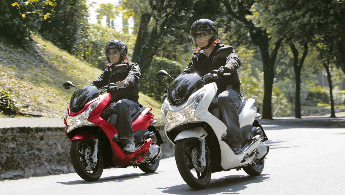 Honda PCX-150 Review from Just Gotta Scoot