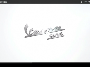 Video: Vespa 946 Official