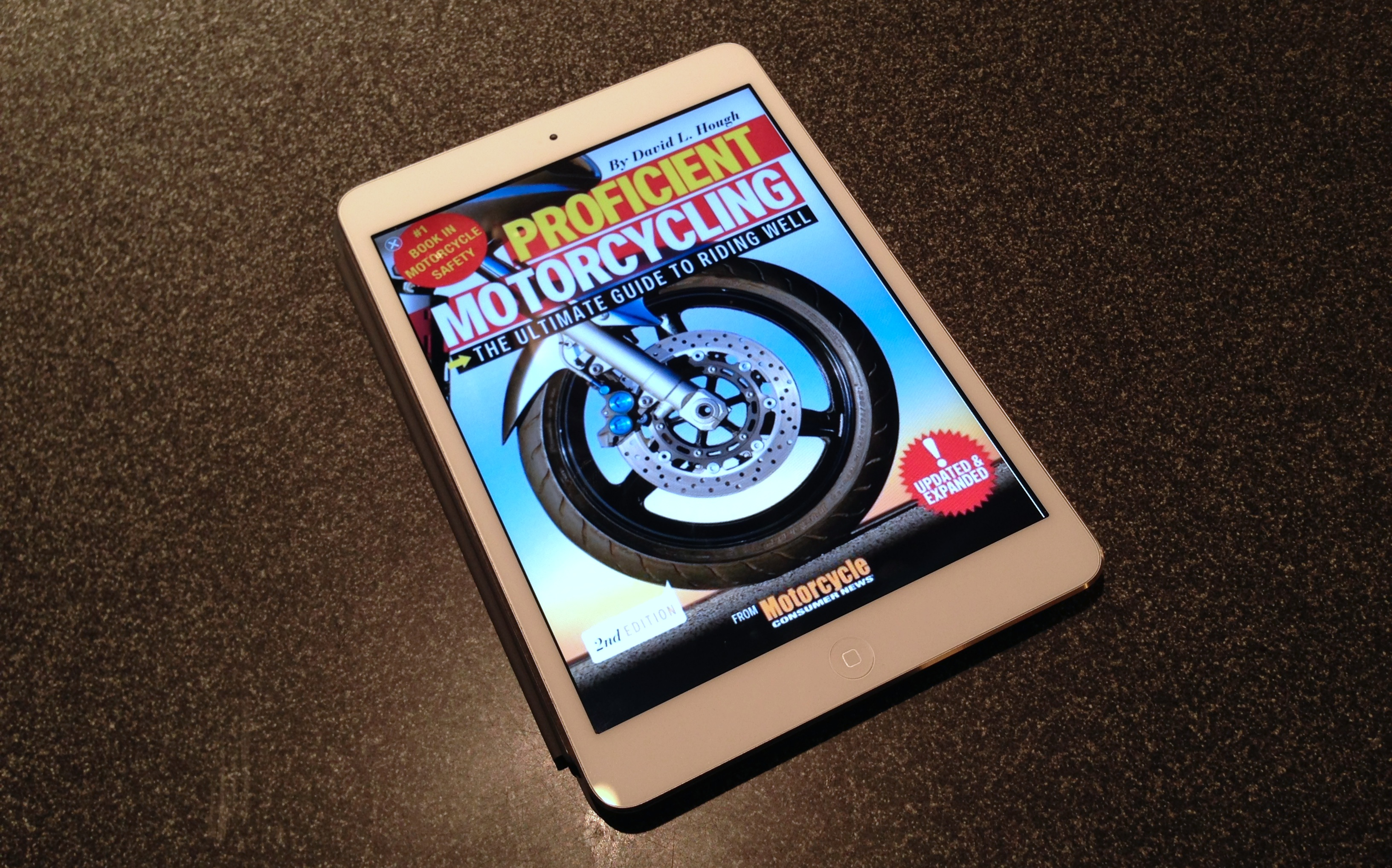 ScooterFile Review: Proficient Motorcycling
