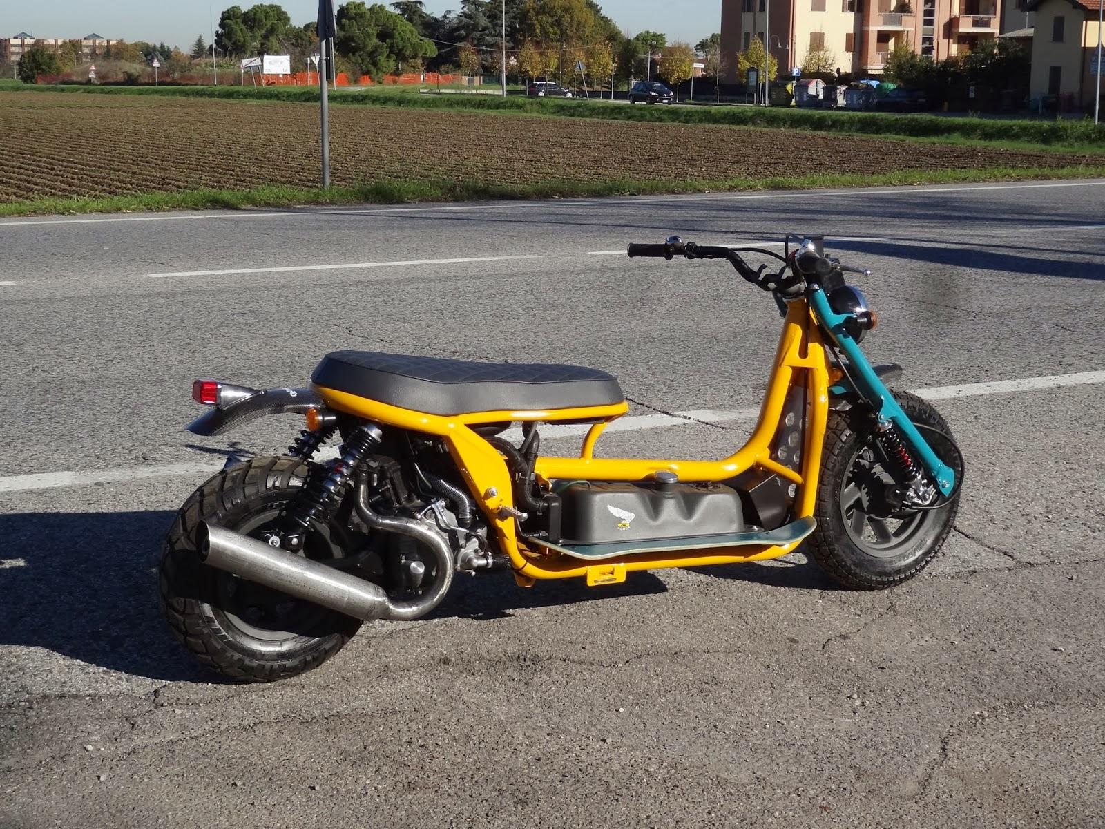 customs b r moto s honda helix