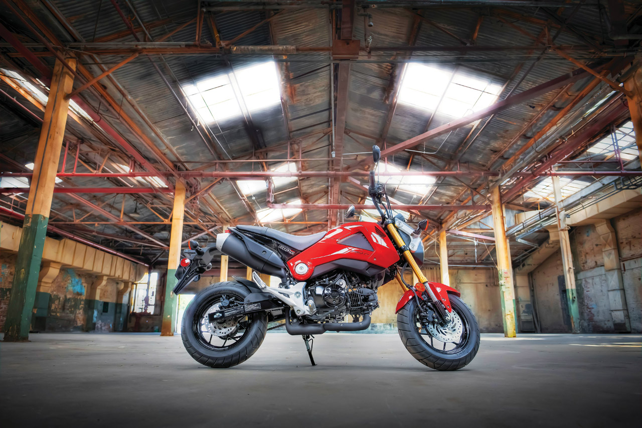 Honda Recalls 10,000 Grom and Forza Models For Fuel Pump Issue