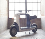 Lit Motors Kobo Cargo Scooter