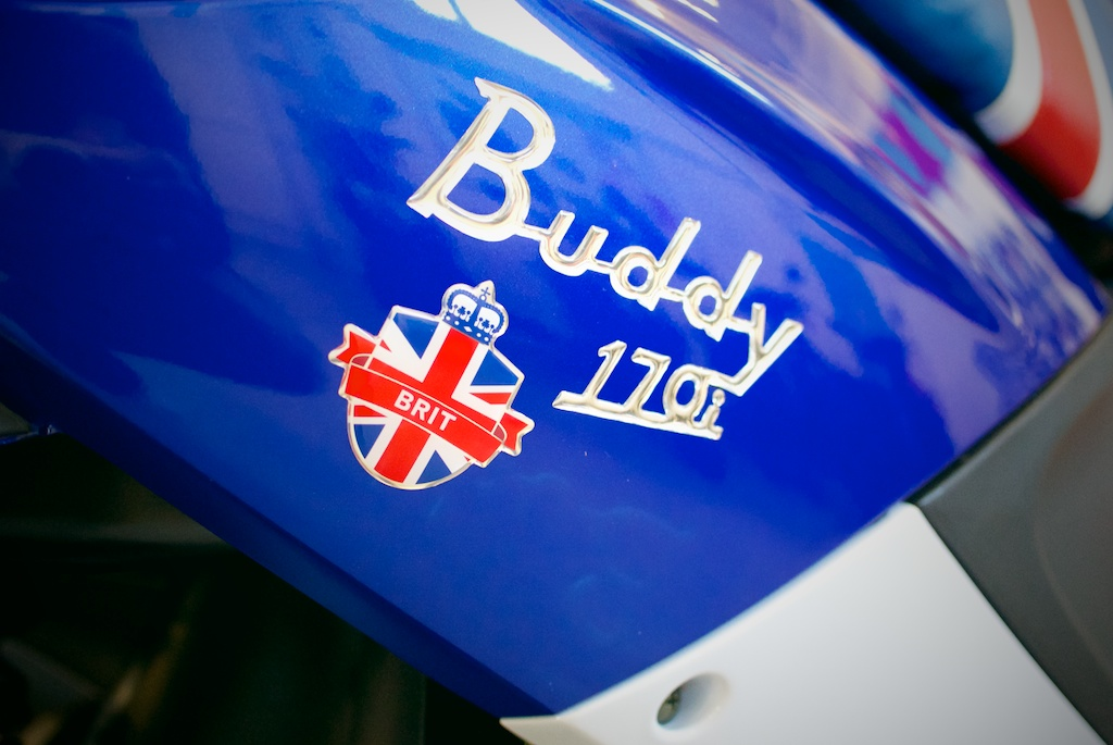 Genuine Buddy Brit 022
