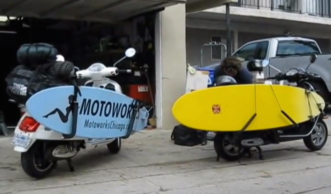 Motoworks Baja Scooter Adventure