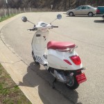 ScooterFile First Ride - 2014 Vespa Primavera 150 3Vie 22