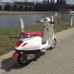 ScooterFile First Ride - 2014 Vespa Primavera 150 3Vie 3