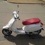 ScooterFile First Ride - 2014 Vespa Primavera 150 3Vie 6