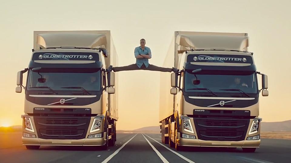 Volvo Van Damme
