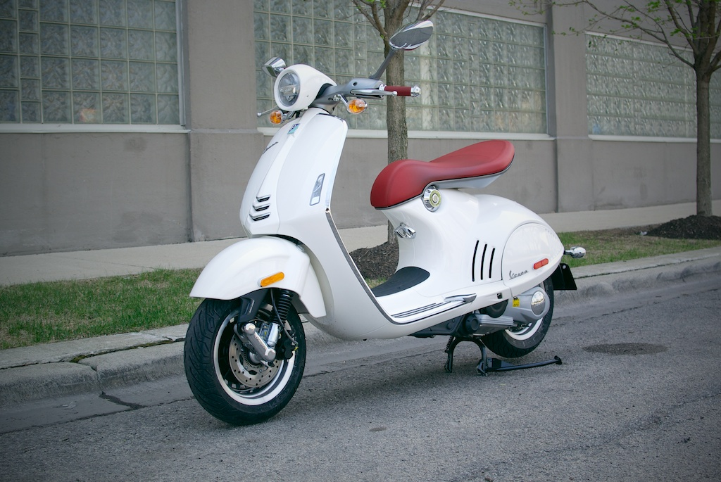 First Ride: Vespa 946