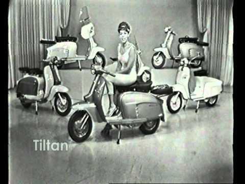 Video: Classic Lambretta Ad