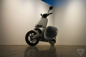 Video: The Gogoro Electric Scooter