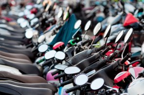 Two-Wheel Injuries and Fatalities Dropped in 2013