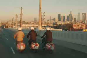 Video: Four Friends, Three Vintage Vespas, One Epic Adventure