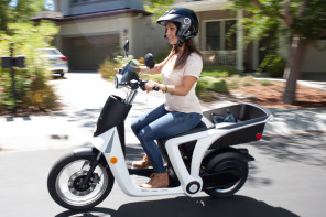 Video: The Mahindra GenZe Electric Moped