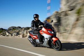 World Premier: 2016 BMW C650 Sport