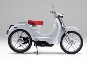 Honda EV Cub Concept