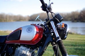 In Detail: the Genuine G400C Motorcycle
